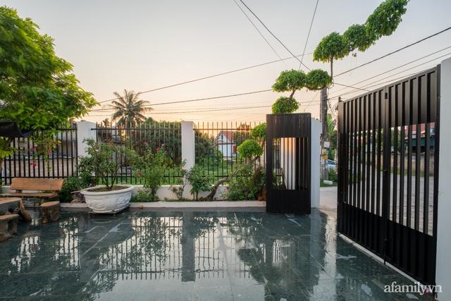 Con gái cải tạo nhà cấp 4 cũ kỹ thành nhà vườn với không gian vô cùng bình yên tặng ba mẹ ở Quảng Ninh - Ảnh 5.