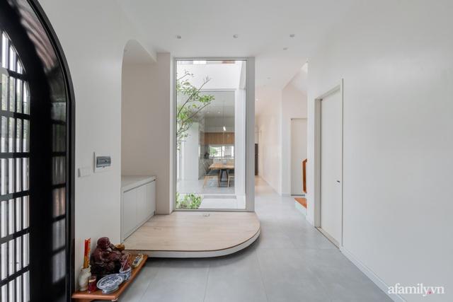 Con gái cải tạo nhà cấp 4 cũ kỹ thành nhà vườn với không gian vô cùng bình yên tặng ba mẹ ở Quảng Ninh - Ảnh 9.