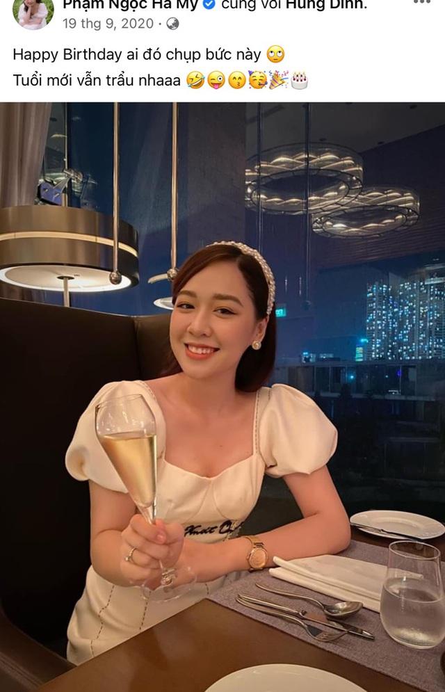 Cầu hôn trên mây, triệu phú công nghệ Hùng Đinh thành công rước nàng thơ VTV24 kém 16 tuổi về dinh - Ảnh 3.