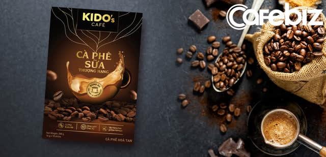 Sàn đấu mới của cựu vương bánh kẹo KIDO: Ra mắt cà phê hòa tan, bắt tay Vinamilk làm nước giải khát, chờ hết dịch khai trương chuỗi Chuk Chuk - Ảnh 3.