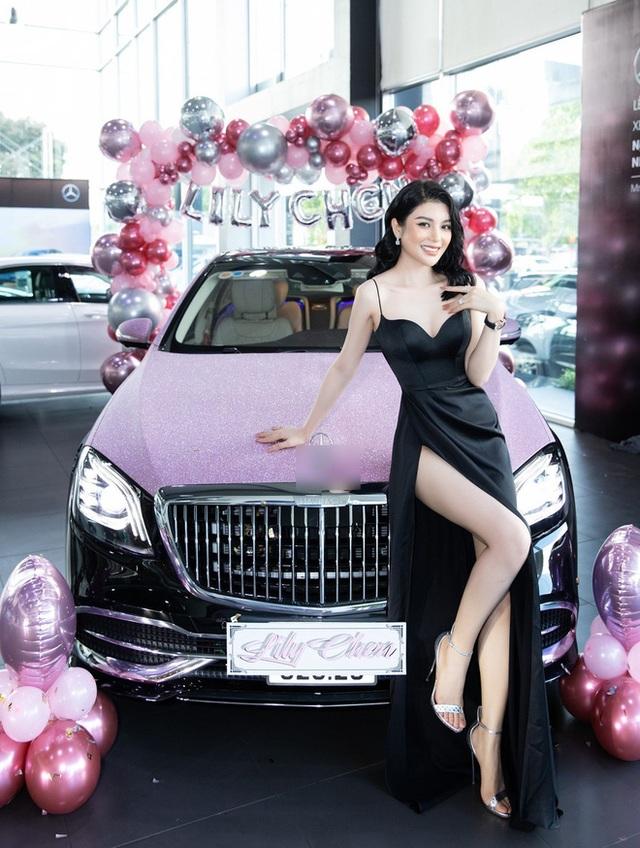 LiLy Chen - mỹ nhân bị đồn yêu cùng 1 tỷ phú với Ngọc Trinh: Tuổi thơ cơ cực sống bằng tiền từ thiện, nay sở hữu tài sản hàng chục tỷ đồng  - Ảnh 15.
