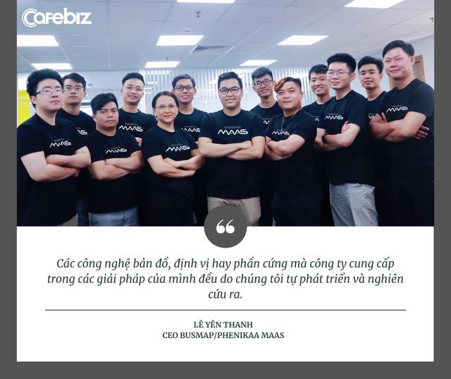 CEO BusMap: Bỏ việc ở Google về Việt Nam startup, được Phenikaa đầu tư 1,5 triệu USD chỉ sau 3 lần gặp, xây bản đồ Covid-19 miễn phí cho Đà Nẵng & Hải Dương  - Ảnh 3.