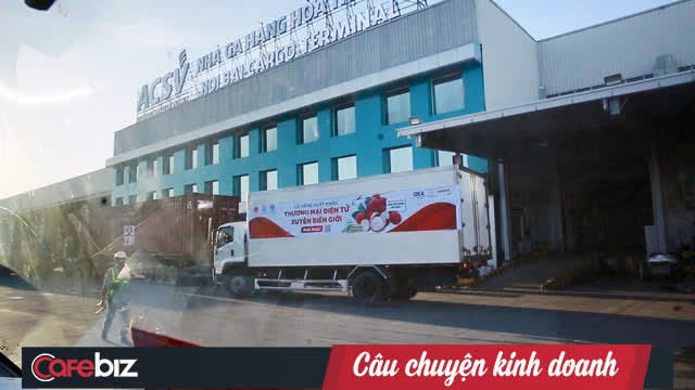 Sàn TMĐT Vỏ Sò của Viettel Post mở rộng hoạt động xuyên biên giới, chở vải thiều Việt Nam đến tận nhà người tiêu dùng châu Âu - Ảnh 1.