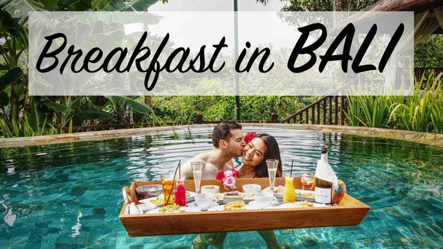 Sự thật sau những bữa sáng nổi bên hồ bơi: Trải nghiệm thật không như mơ, chỉ là chiêu trò quảng cáo của khách sạn - Ảnh 1.