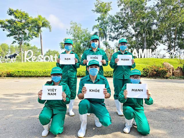 """""""Bạn khỏe mạnh, Việt Nam khỏe mạnh"""" - Chiến dịch của Vinamilk về sức khỏe cộng đồng và cùng ủng hộ Vaccine cho trẻ em - Ảnh 2."""