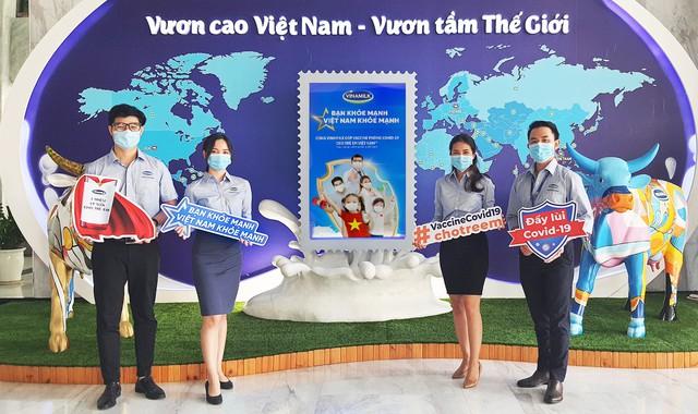 """""""Bạn khỏe mạnh, Việt Nam khỏe mạnh"""" - Chiến dịch của Vinamilk về sức khỏe cộng đồng và cùng ủng hộ Vaccine cho trẻ em - Ảnh 3."""