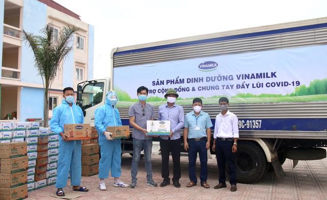 """""""Bạn khỏe mạnh, Việt Nam khỏe mạnh"""" - Chiến dịch của Vinamilk về sức khỏe cộng đồng và cùng ủng hộ Vaccine cho trẻ em - Ảnh 4."""