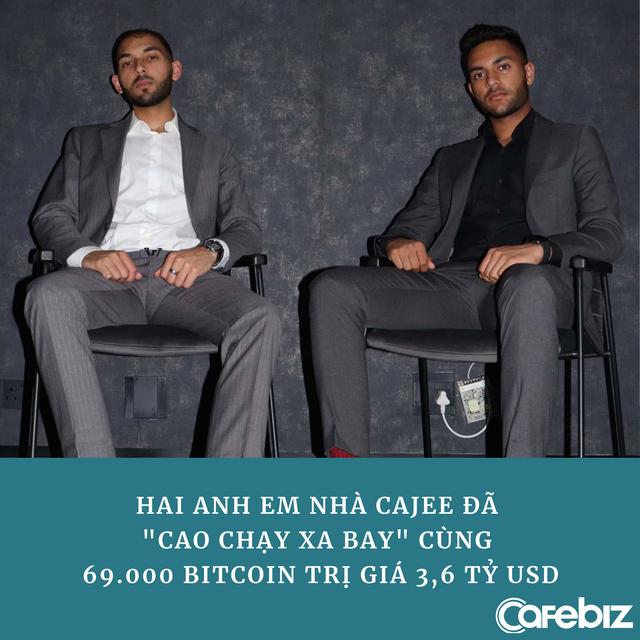 Hai anh em trai là chủ sàn tiền số biến mất cùng 69.000 Bitcoin trị giá 3,6 tỷ USD - Ảnh 1.