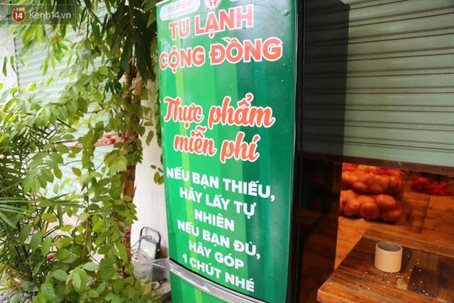Chuyện cái tủ lạnh thấy thương bỗng xuất hiện giữa Sài Gòn: Nếu người dân có ý thức hơn thì tốt quá - Ảnh 2.