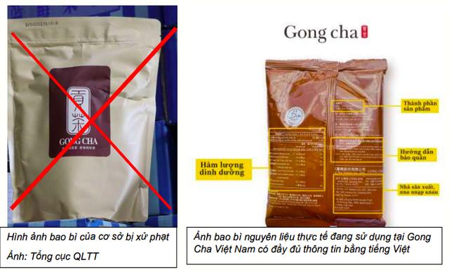 Vụ thu giữ hàng tấn nguyên liệu trà sữa không rõ nguồn gốc, Gong Cha 'xịn' lên tiếng: Đây là hàng 'nhái' Gong Cha, chúng tôi TUYỆT ĐỐI KHÔNG bán lẻ nguyên liệu! - Ảnh 1.