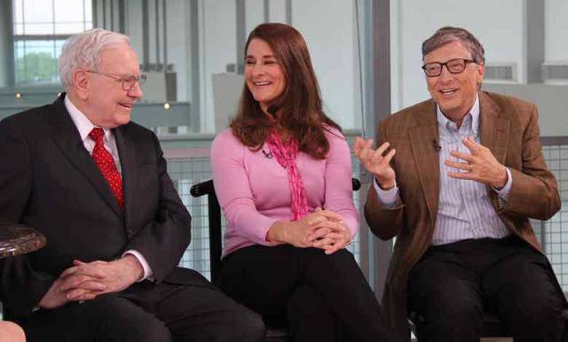 Dành cả đời làm từ thiện, tỷ phú Warren Buffett vừa quyên góp thêm 4,1 tỷ USD - Ảnh 1.