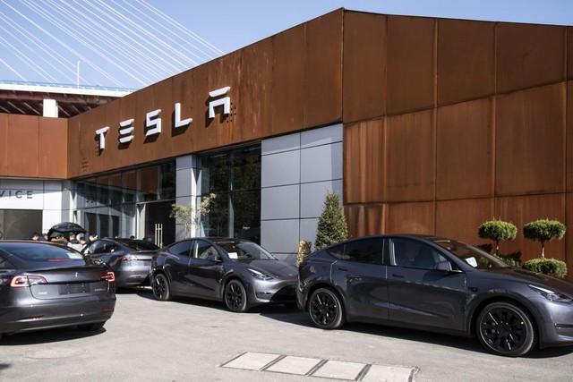 Chính phủ Trung Quốc yêu cầu Tesla thu hồi lại gần như toàn bộ xe điện đã bán ra - Ảnh 1.