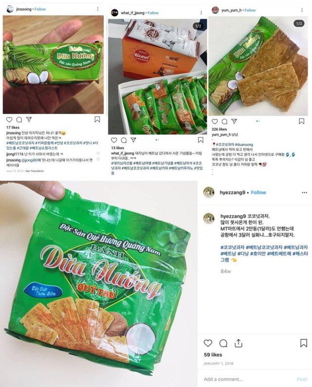 """4 sản phẩm Việt giá siêu rẻ mà """"gây bão"""" ở Hàn Quốc, có loại giá chỉ vài nghìn đồng - Ảnh 3."""