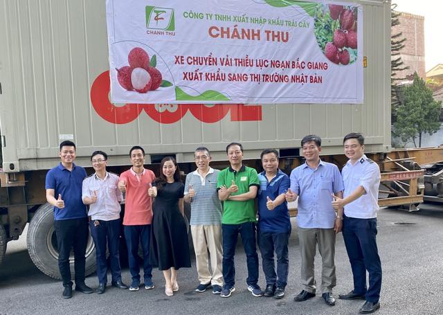Vải thiều Bắc Giang – từ nông trại đến siêu thị Nhật: Phải đủ 10 bước xử lý – bảo quản từ lúc thu hoạch đến nằm ở quầy kệ, dưới sự giám sát nghiêm ngặt của VIAEP - Ảnh 4.