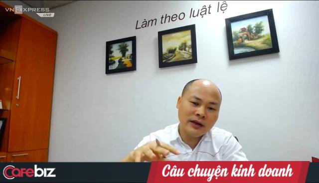 CEO BKAV Nguyễn Tử Quảng: 'Chúng tôi đang thử nghiệm dùng nước muối xét nghiệm Covid-19, chỉ 10 giây là biết kết quả' - Ảnh 2.