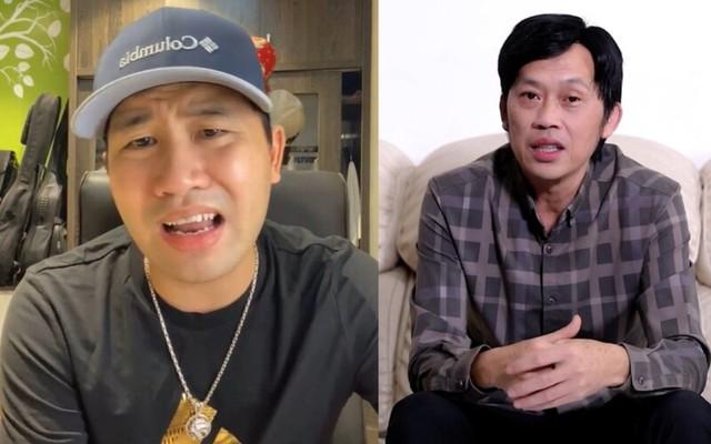 Cán bộ VKS kiêm Tiktoker Trương Quốc Anh cho rằng giữa lúc dầu sôi lửa bỏng, MC Trấn Thành đã giáng thêm một đòn đau đến NS Hoài Linh - Ảnh 2.