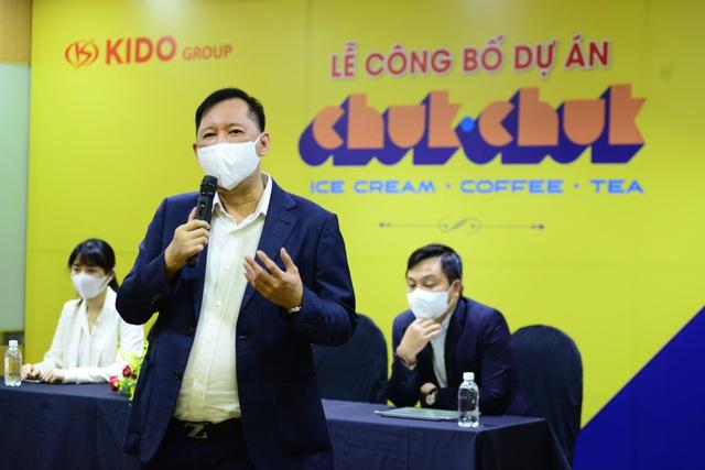 Đại gia Kido mở chuỗi kem - trà Chuk Chuk: 3 concept outlet – kiosk – xe đẩy, sẽ nhượng quyền với phí từ 200 triệu - 1 tỷ đồng, tham vọng mở 1.000 điểm bán  - Ảnh 3.