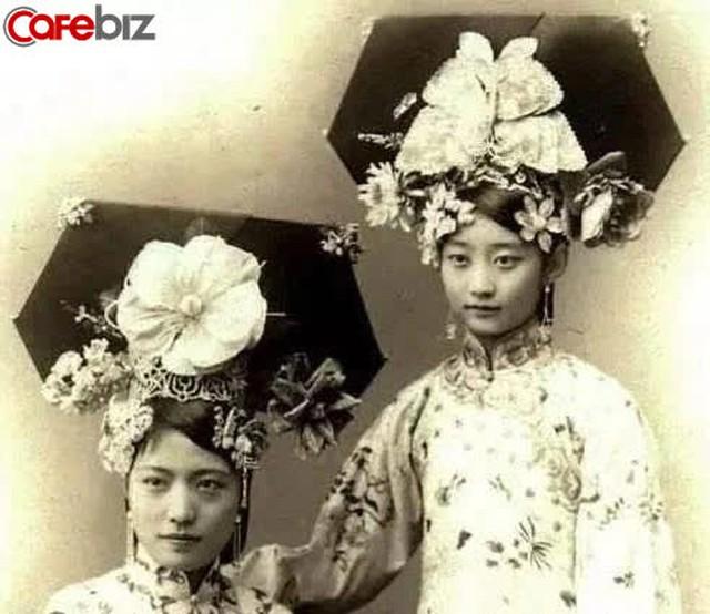 Cách Cách đẹp nhất thời nhà Thanh, sau nhiều lần bị cự tuyệt đã chọn không kết hôn, sống tự do tự tại tới 90 tuổi trong viện dưỡng lão  - Ảnh 1.