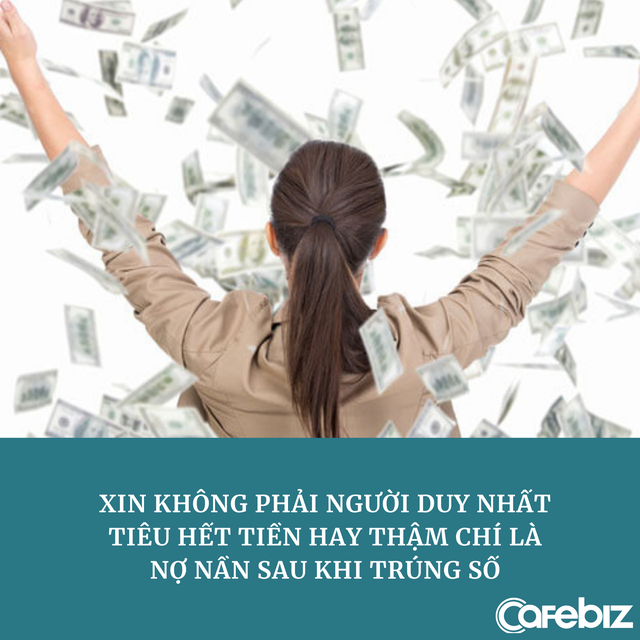 Cô gái Trung Quốc trúng số 15,5 triệu USD, bỏ việc du lịch thế giới, sau 3 năm nợ chồng chất, thất nghiệp và trầm cảm - Ảnh 2.