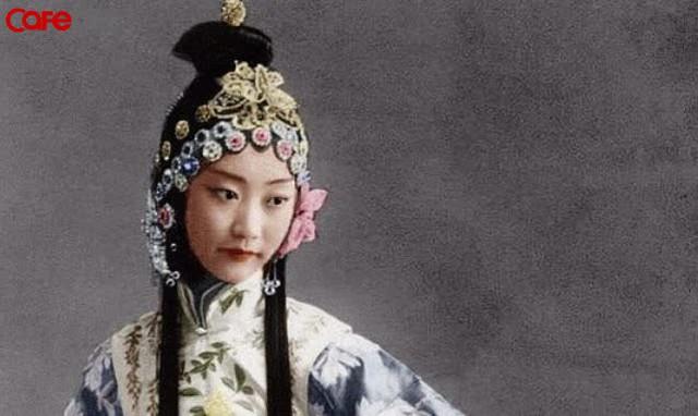 Cách Cách đẹp nhất thời nhà Thanh, sau nhiều lần bị cự tuyệt đã chọn không kết hôn, sống tự do tự tại tới 90 tuổi trong viện dưỡng lão  - Ảnh 4.