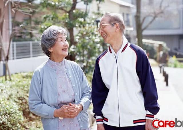 Chịu áp lực lớn nhưng tuổi thọ cao nhất thế giới, bí quyết giản dị không hào nhoáng của người Nhật - Ảnh 4.