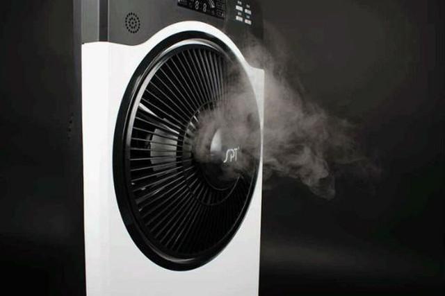 Dùng quạt hơi nước, quạt phun sương: Nhiều người mắc phải 5 sai lầm sau, hãy sửa ngay! - Ảnh 3.