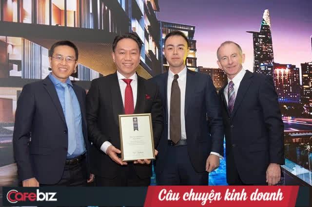 Cặp đôi F2 kín tiếng của gia tộc Sơn Kim Group: Trai tài gái sắc, học trường Top 57 Đại học tốt nhất thế giới, bước đầu tiếp quản cơ nghiệp gia đình - Ảnh 2.