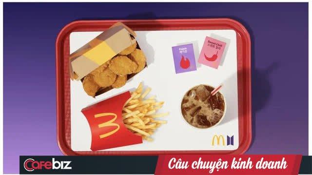 Từ hiện tượng fan BTS xếp hàng dài mua McDonald's với giá gấp đôi chỉ vì 1 chiếc logo: Điều gì sẽ diễn ra khi các thương hiệu bắt tay hợp tác với nhau? - Ảnh 1.
