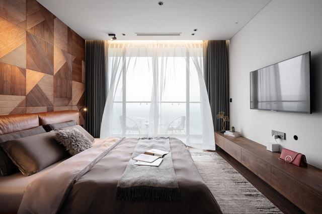 Vợ chồng 9X chi 5 tỷ cải tạo penthouse, dành hẳn 150m2 làm khu vườn trên cao để chill tại gia - Ảnh 17.