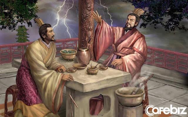 Chân lý đúc kết từ Tam Quốc Diễn Nghĩa: Dùng người, học Lưu Bị; hành sự, hỏi Tào Tháo - Ảnh 1.