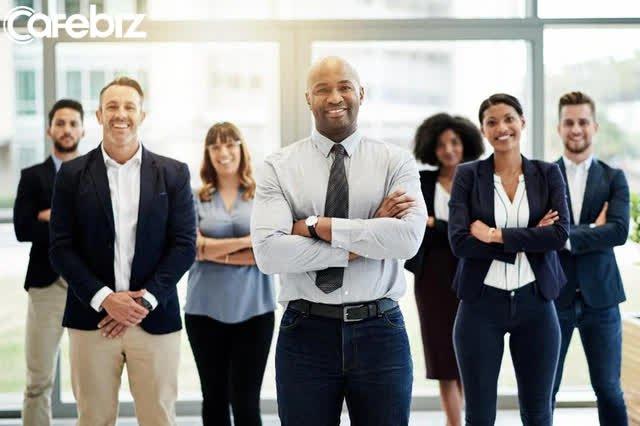 Những người trở thành CEO không nhất thiết phải là người thông minh nhất trong công ty - Ảnh 2.