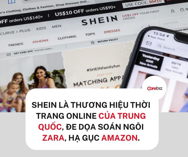 Giải mã hiện tượng Shein: Startup thời trang Trung Quốc bí ẩn đe dọa soán ngôi Zara, H&M, hạ gục cả Amazon - Ảnh 1.