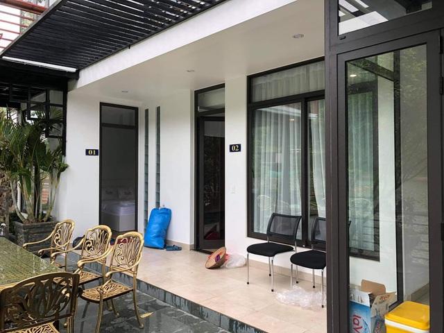Ảnh quảng cáo biệt thự nhưng khách tới L. Villa Sóc Sơn phải ở dãy nhà trọ, quản lí khinh thường nói khách giẻ rách, ghê gớm - Ảnh 4.