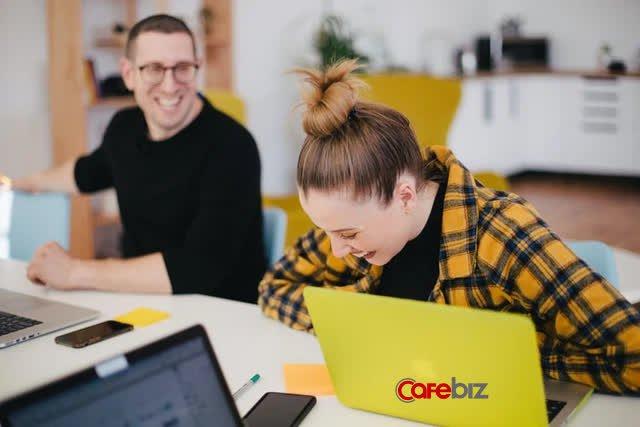 Nghiên cứu khoa học: Tiếng cười giúp bạn làm việc hiệu quả và dễ dàng được thăng tiến, tại sao?  - Ảnh 3.