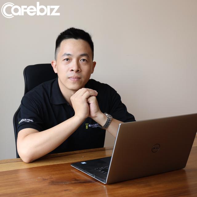 Chàng trai 9X quê Đắk Lắk và hành trình 6 năm tìm mô hình doanh thu tỷ USD: Từ chiếc đèn LED đến robot tự hành made in Vietnam - Ảnh 1.