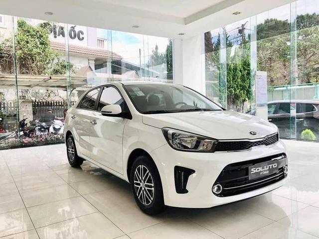 5 mẫu ô tô giá 300 triệu đồng rẻ nhất Việt Nam, xứng đáng mua - Ảnh 3.