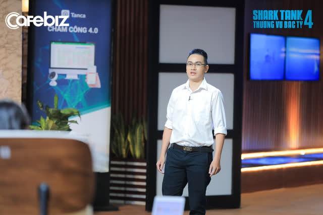 """Shark Bình gọi thẳng startup TanCa là """"kẻ đào mỏ"""": Kinh doanh phần mềm chấm công bằng camera AI, GPS công nghệ """"bình thường"""", chưa có lãi nhưng định giá tận 5 triệu USD - Ảnh 3."""