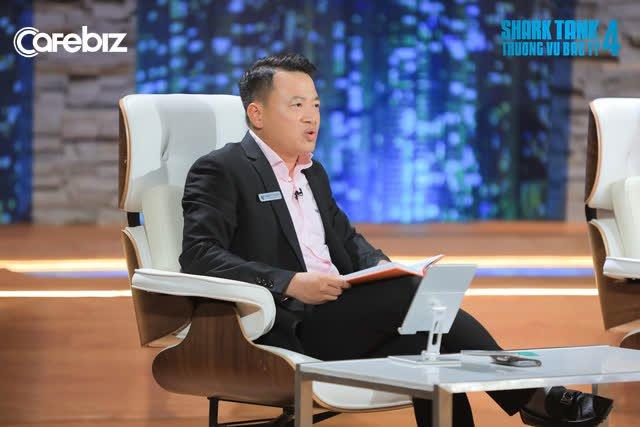 """Shark Bình gọi thẳng startup TanCa là """"kẻ đào mỏ"""": Kinh doanh phần mềm chấm công bằng camera AI, GPS công nghệ """"bình thường"""", chưa có lãi nhưng định giá tận 5 triệu USD - Ảnh 2."""