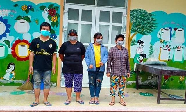 Gia đình 4 người đạp xe từ Đồng Nai đã về đến Nghệ An, được đưa đi cách ly tập trung - Ảnh 11.