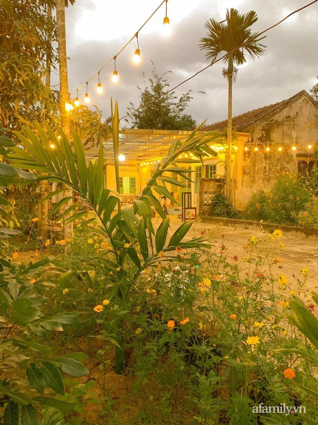Cuộc sống yên bình bên khu vườn 2000m² sau hai năm bỏ phố về quê của cặp vợ chồng 9X  - Ảnh 13.