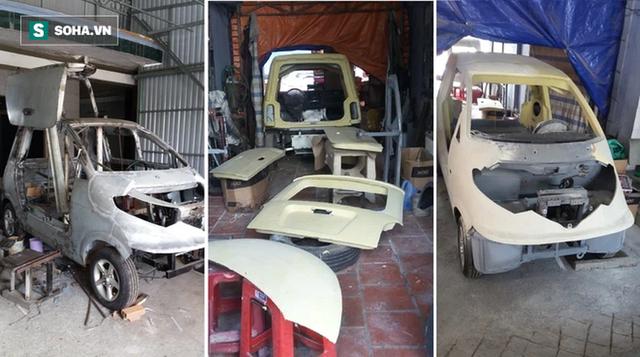 Cha đẻ chiếc ô tô điện Việt Nam chạy 100km tốn 15.000 đồng tiền điện: Tôi đã phải bán nhà - Ảnh 5.