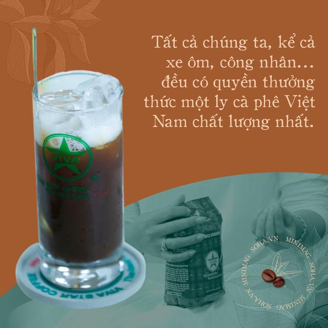 Tưởng không có tiền hay sao, sự bình thản của CEO hãng cà phê Việt và tin nhắn của vị tướng từ Phnom Penh - Ảnh 8.