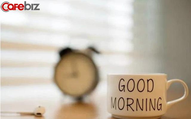 Cựu Hải quân SEAL chỉ ra những kì tích tuyệt vời khi thức dậy lúc 4:30 sáng: Dậy sớm, cuộc đời thay đổi!  - Ảnh 2.