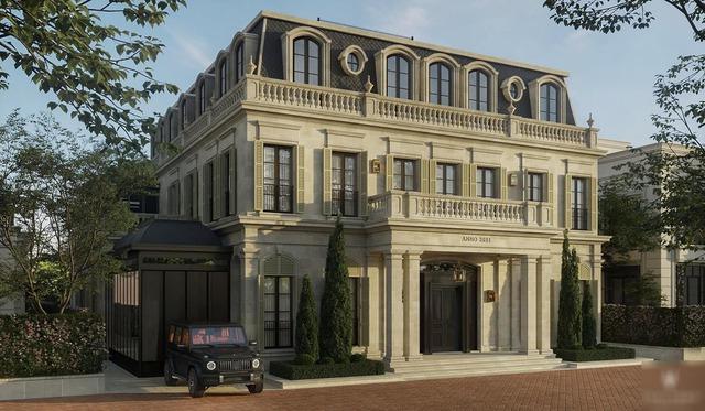 Phát hiện Louis Vuitton có túi mới in hình giống biệt thự Thái Công thiết kế cho mình, nữ đại gia xây lâu đài 400 tỷ đồng chốt đơn luôn? - Ảnh 5.
