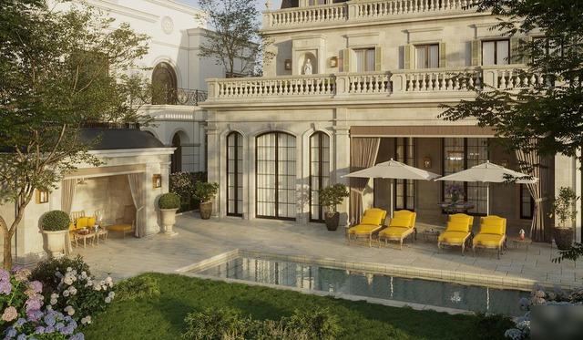Phát hiện Louis Vuitton có túi mới in hình giống biệt thự Thái Công thiết kế cho mình, nữ đại gia xây lâu đài 400 tỷ đồng chốt đơn luôn? - Ảnh 6.