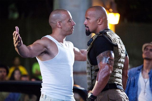 Gia đình tan nát: The Rock rời vũ trụ Fast & Furious sau nhiều năm mâu thuẫn với Vin Diesel - Ảnh 1.