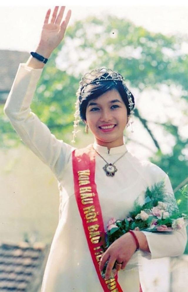 2 Hoa hậu Việt Nam thấp nhất lịch sử giờ ra sao? - Ảnh 1.