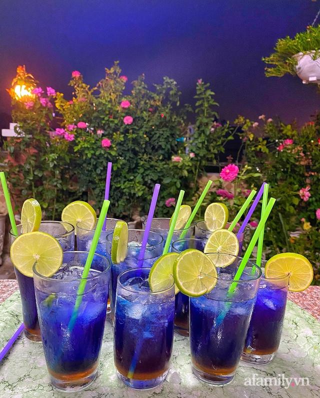 Sân thượng phủ kín hoa hồng và rau quả sạch ở Sài Gòn của Hoa hậu Janny Thủy Trần - Ảnh 29.
