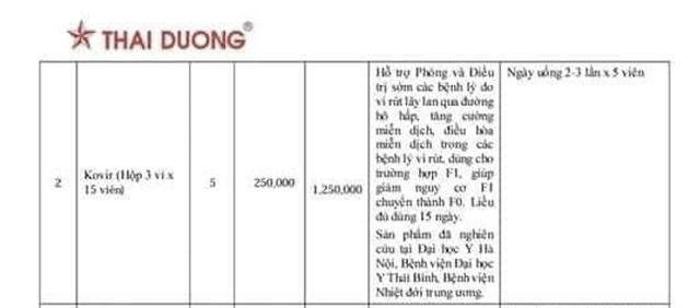 Trước nghi vấn tăng giá bán trong dịch Covid-19, Dược phẩm Sao Thái Dương kinh doanh ra sao? - Ảnh 2.