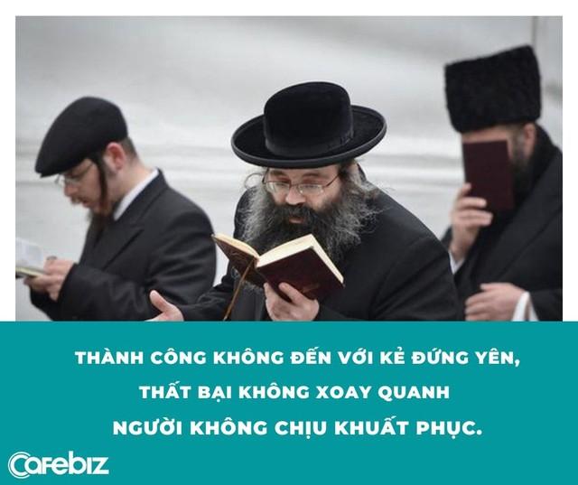 Sử dụng nguyên tắc Chuột lang thang, bảo sao người Do Thái thông minh thế! - Ảnh 2.